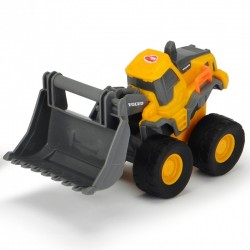 DICKIE Construction Mini Mover Spychacz Volvo 13 cm