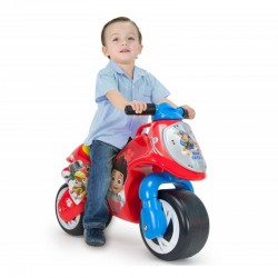 INJUSA Psi Patrol Jeździk Motor Rowerek Biegowy