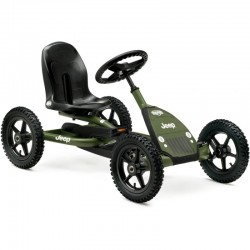 BERG Gokart na pedały Jeep® Junior 3-8 lat do 50 kg