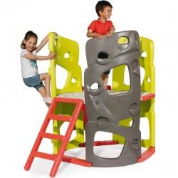Smoby Duża wieża wspinaczkowa plac zabaw
