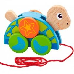 Viga Zestaw do ciągnięcia żółwik