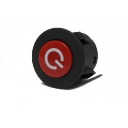 Przycisk Włącznik on/off Do Auta na Akumulator 28mm