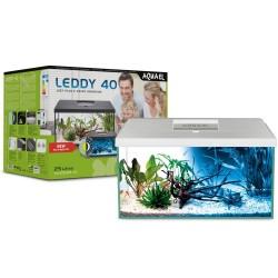 Aquael Leddy 40 Day & Night White - zestaw akwariowy