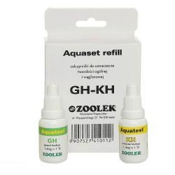 Zoolek uzupełnienie Aquaset refill GH-KH