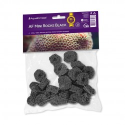Aquaforest Frags Rocks Mini Black - podstawki pod koralowce