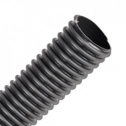 Wąż karbowany FLEX 32mm / 1 ¼'' (czarny)