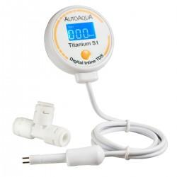 AutoAqua Inline TDS S1 - TDS liniowy 1 sensor
