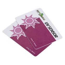 Repti-Zoo Karta do pomiaru promieniowania UV