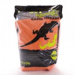 Komodo CaCo3 Sand Orange - jadalny piasek dla gadów