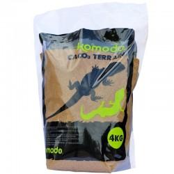 Komodo CaCo3 Sand Caramel - jadalny piasek dla gadów