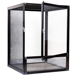 Repti-Zoo Terrarium z aluminiowej siatki 45x45x60