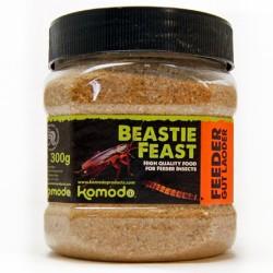Komodo Beastie Feast 300g - pokarm dla karmówki
