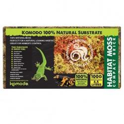 Komodo Habitat Moss 100g - mech torfowiec