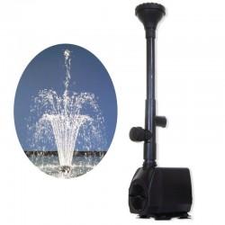 Hsbao FHSB-2000 - pompa fontannowa z dyszą 5000l/h