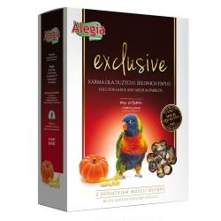 Alegia -Exclusive karma dla dużych i średnich papug