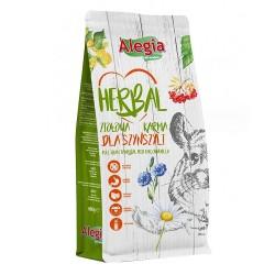 Alegia - Herbal Szynszyla - ziołowy pokarm 600g