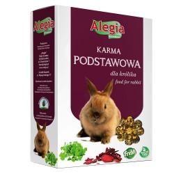 Alegia - karma podstawowa dla królika 500g