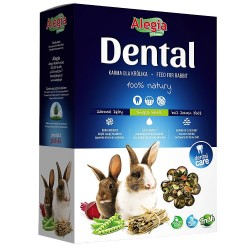 Alegia Dental królik - kompletna dieta dla królika 300g