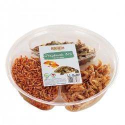 Alegia - przysmak 3w1 dla ryb i gadów 50g