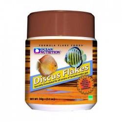 Ocean Nutrition Discus Flakes 34g (pokarm dla paletek)