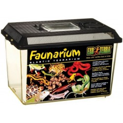 EXO TERRA Faunarium-Terrarium Medium (30x19.5x20.5cm)