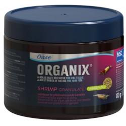 Oase Organix Shrimp 150ml - pokarm duże granulki dla krewetek