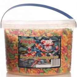 Alegia - karma dla ryb ozdobnych mix pałeczki 3000ml