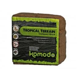 Komodo Tropical Terrain Brick M - podłoże z włókien kokosa 4l