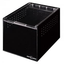 Repti-Zoo Terrarium BlackBox akrylowy 20x15x15 cm