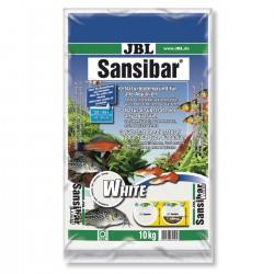 JBL Sansibar White 10kg - drobne białe podłoże