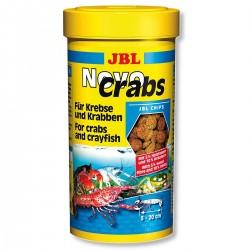 JBL NovoCrabs 100ml - pokarm w chipsach dla raków