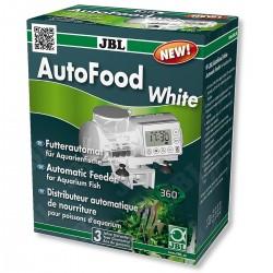 JBL AutoFood - biały automatyczny karmnik dla ryb akwariowych