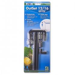 JBL OutSet 12/16 spray - wylot wody z deszczownicą