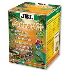 JBL TerraVit - witaminy i pierwiastki śladowe dla zwierząt terrariowych
