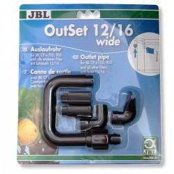 JBL OutSet 12/16 - wylot filtra zewnętrznego do akwarium