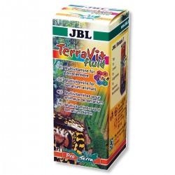 JBL TerraVit fluid - pokarm uzupełniający z witaminami dla gadów