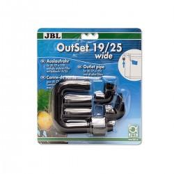 JBL OutSet 19/25 - wylot filtra zewnętrznego do akwarium