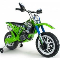 INJUSA Kawasaki Motor Elektryczny Cross 6V